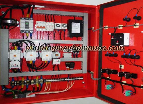 Cung cấp tủ điện phòng cháy chữa cháy cho các hệ thống cứu hỏa
