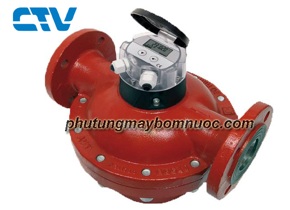 Đồng hồ đo lưu lượng dầu Aquametro cho các máy bơm dầu