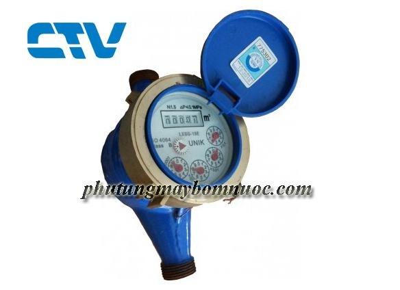 Đồng hồ nước Unik DN25