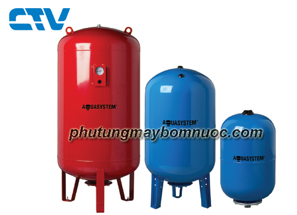 Bình giãn nở Aquasystem VRV300-300L